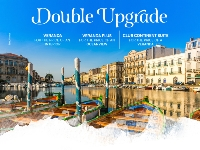 double upgrade with azamara